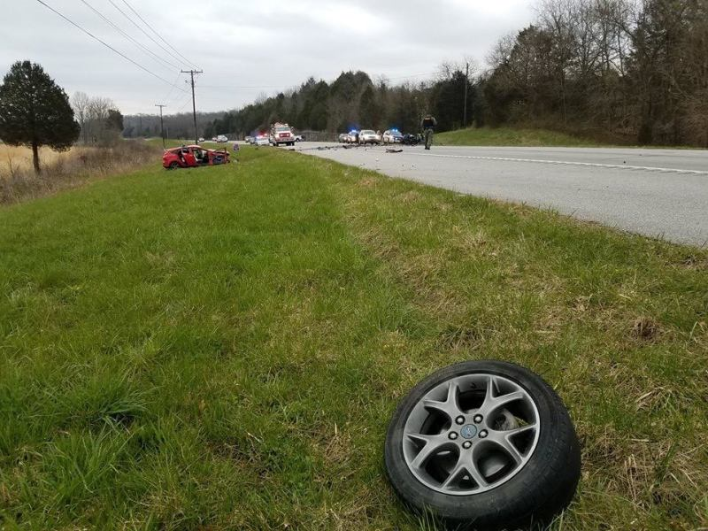 Triple Fatal Crash in Cannon Co. Claims Lives of Locals