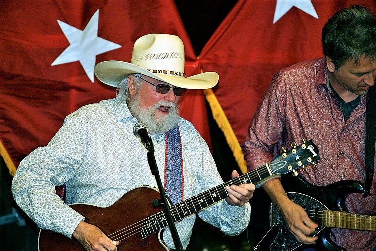 Tickets Available Now To Thursday's Charlie Daniels Veterans Fund Raiser