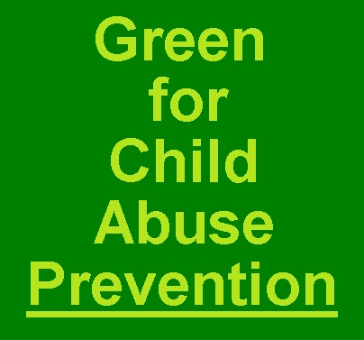 GREEN for Child Support Awareness Month