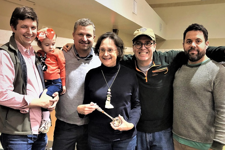 1st Presbyterian Chili Cook-Off Winner To Compete Countywide
