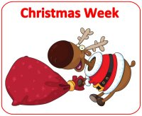 Christmas Week Reminders on Garbage, Road Work & More