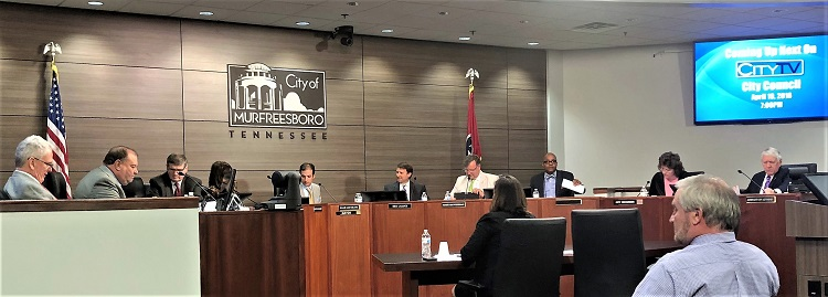 City Council Continues Special Meetings