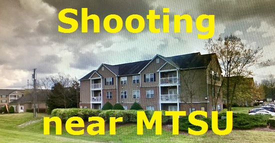 UPDATE: College Grove Apartments Shooting Near MTSU