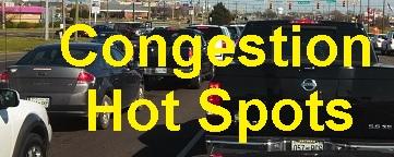 Congestion HOT SPOTS