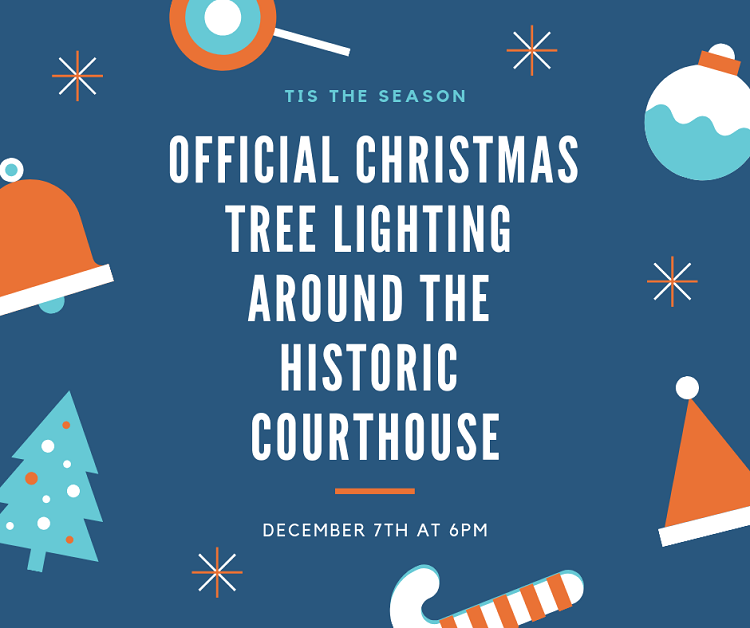 Rutherford County Christmas Tree Lighting