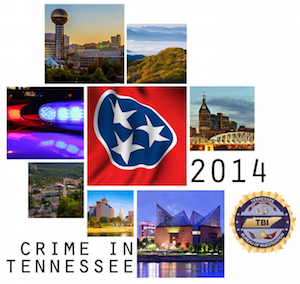 Crime in Tennessee Report; Local Statistics