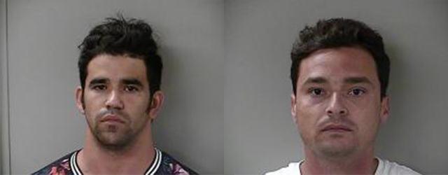 Las Vegas Duo Arrested in 'Boro for Criminal Simulation