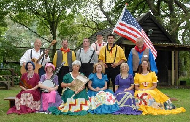 Travel The World With CRIPPLE CREEK CLOGGERS!