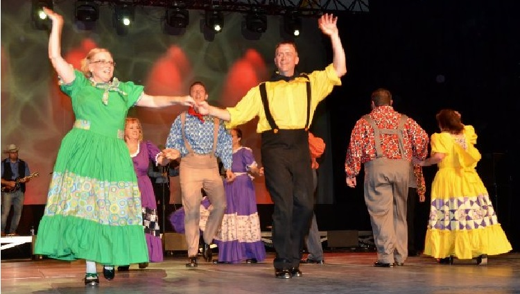 CRIPPLE CREEK CLOGGERS Offer Friends, Health,Travel