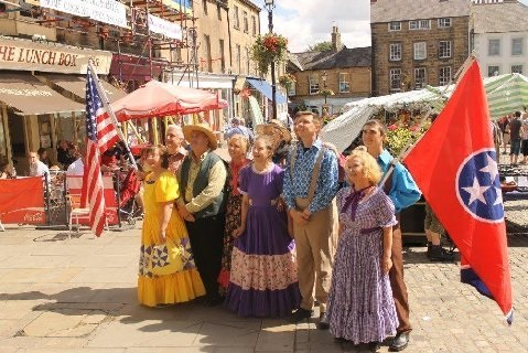 Cripple Creek Cloggers leave Tuesday for Germany