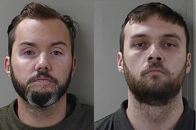 Two Brothers Brought To 'Boro From England On Drug Charges