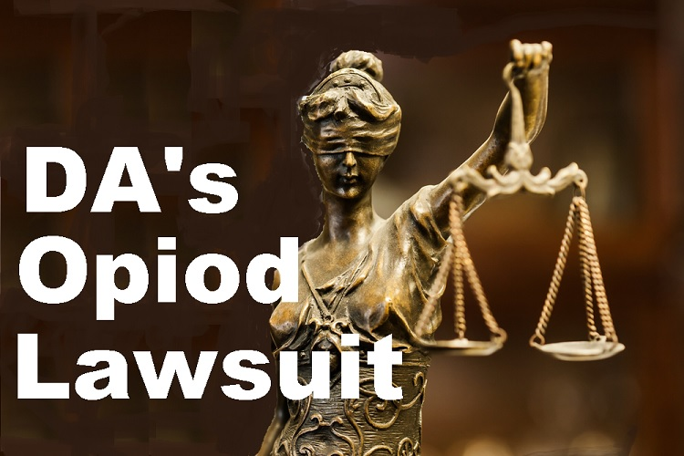 Rutherford County A Leader In Opoid Lawsuit