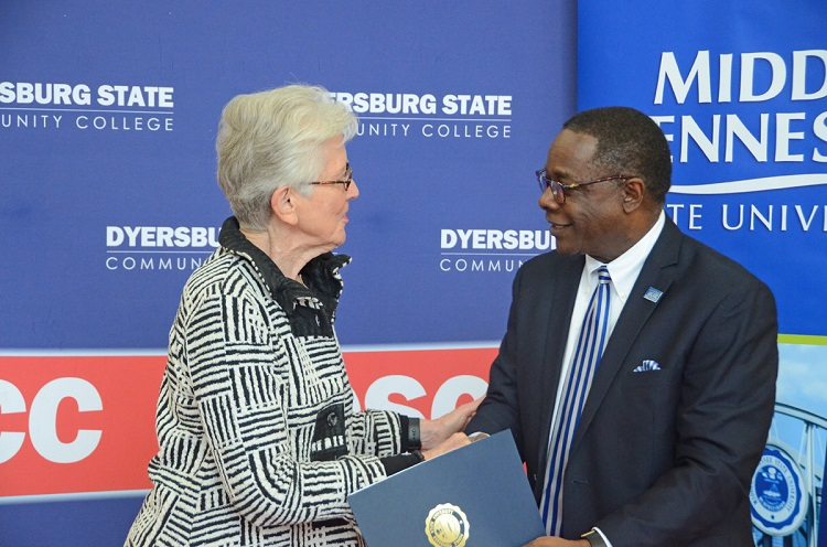 Dyersburg extends MTSU Promise to its students