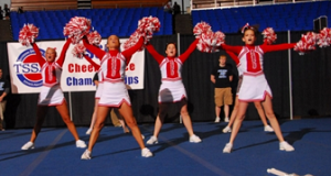 TSSAA State Cheerleading & Dance Championships This Weekend