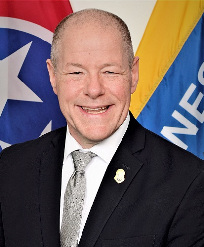 TBI Director Rausch Appointed To Presidetial Commission   Tennessee Bureau of Investigation, David Rausch, Presidential Commission on Law Enforcement and the Administration of Justice, Washington DC, WGNS