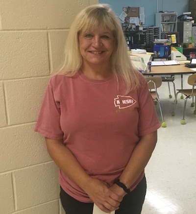 Melissa Ward, Special Needs Teacher at Riverdale High School