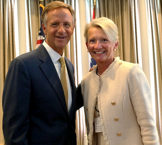 Governor Haslam Legacy Extends to Judiciary