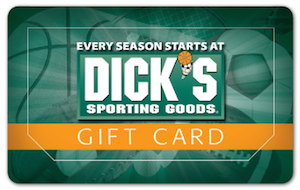 Dick's Sporting Goods Gift Cards Stolen