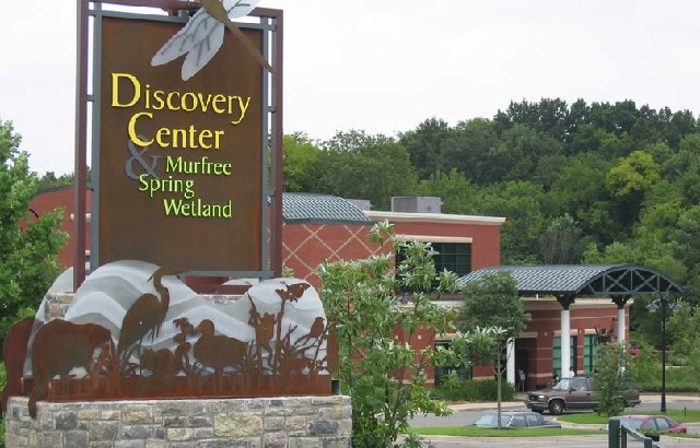 Discovery Center's