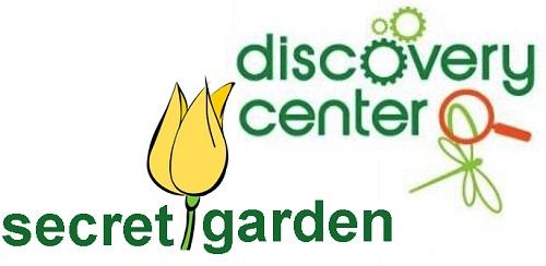 Discovery Center's SECRET GARDEN