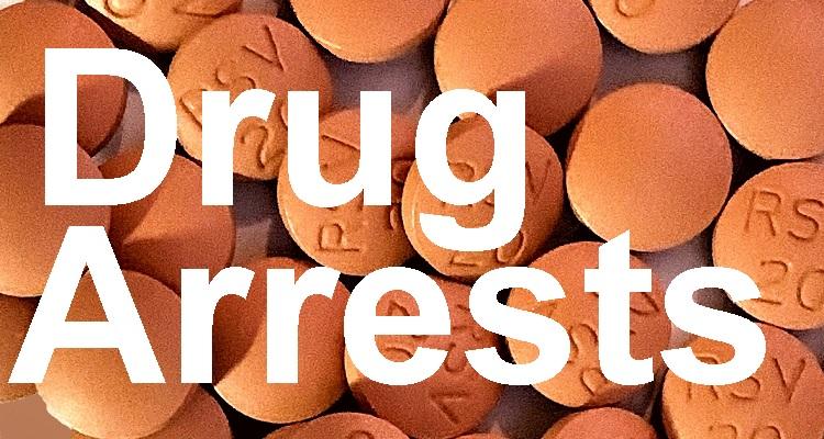 La Vergne Police Drug Arrests On Tonya Drive