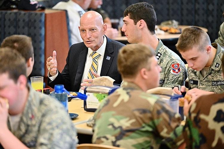 CAP Cadets Experience E-Tech Academy at MTSU