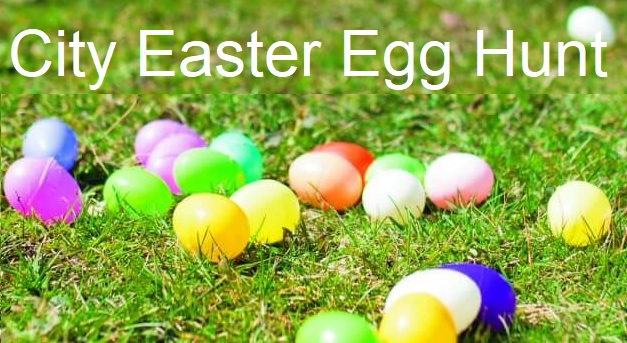 Easter Egg Hunt at Siegel Park
