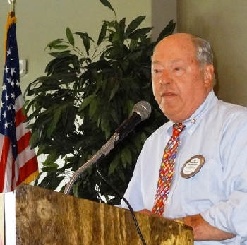 Local Rotarian Leader Ed Maupin Passed Away Thursday