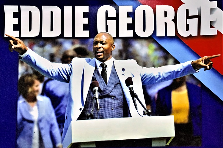 Eddie George Dinner Moved To June 18, 2020
