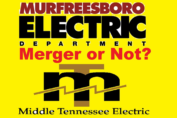 Electricity Merger Public Open House Wednesday