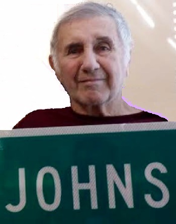 Past County Historian Ernie Johns Died Saturday