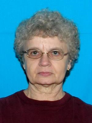 SILVER ALERT CANCELLED--Woman Found!