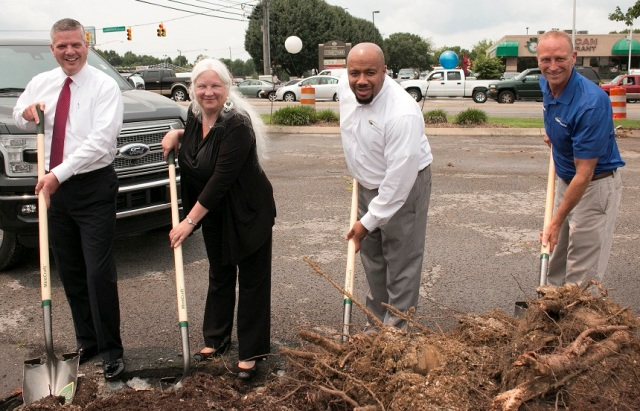 Massive Expansion Underway at Ford of Murfreesboro