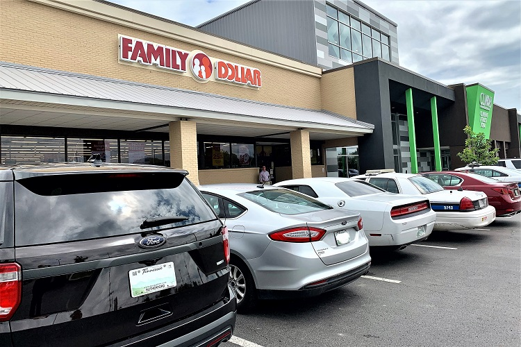 Family Dollar Store Robbed Wednesday