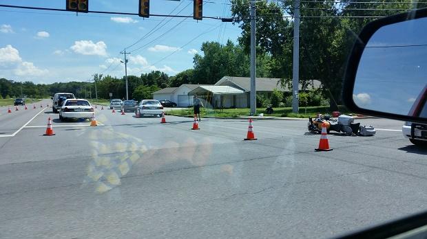 Fatal Accident Franklin Rd. / Veterans Pkwy.