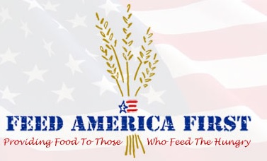FEED AMERICA FIRST Moving Into New Home!