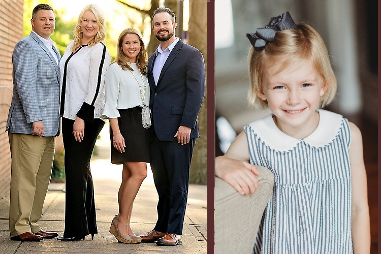 2020 Heart Ball Co-Chairs Named | Kristen and Blake Finney, Courtney and Rob Wilder, 2020 Heart Ball, American Heart Association, Murfreesboro, WGNS