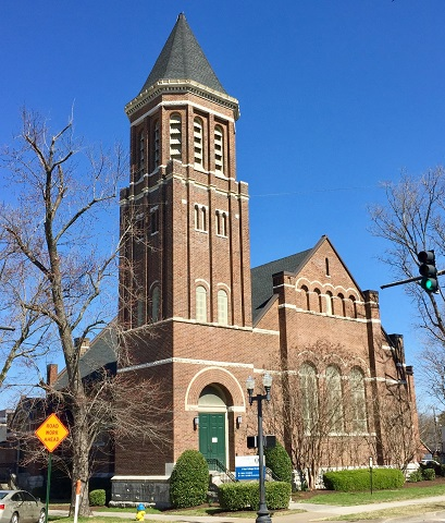 City Seeks Developer Of Old 1st Methodist Site