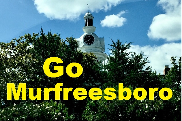 Go Murfreesboro--You're The Best!