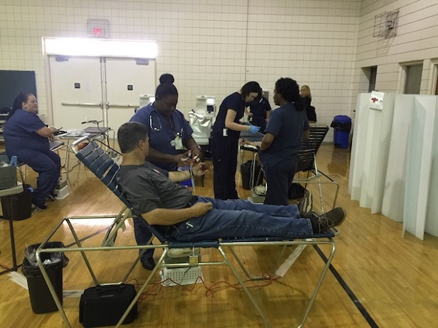 Thank You for Successful Good Neighbor Blood Drive