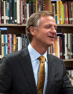 Gov. Haslam Visits CMS Wednesday