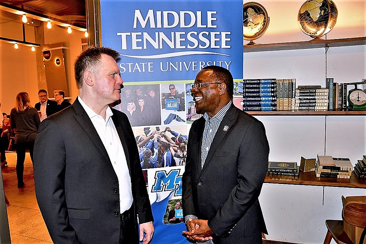 MTSU Involved In The 61st Annual Grammy Awards