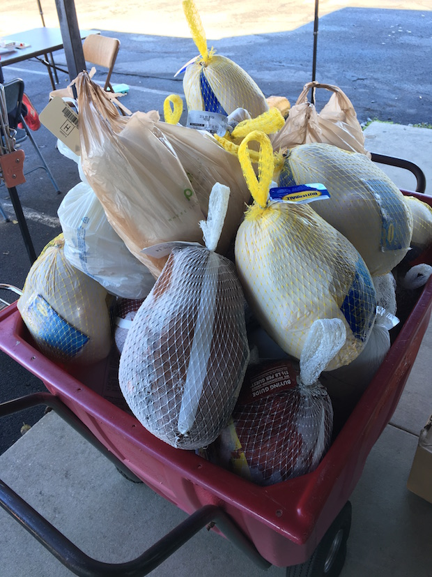 Donate a Thanksgiving Turkey TODAY at Greenhouse
