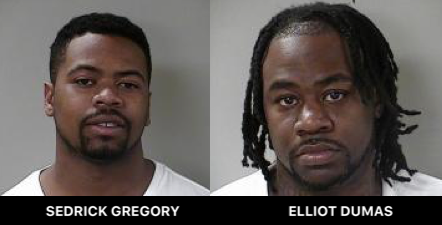 Two Wanted Locals Arrested by MPD