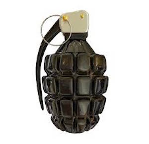 Grenade Found Outside East Main Apartment Complex