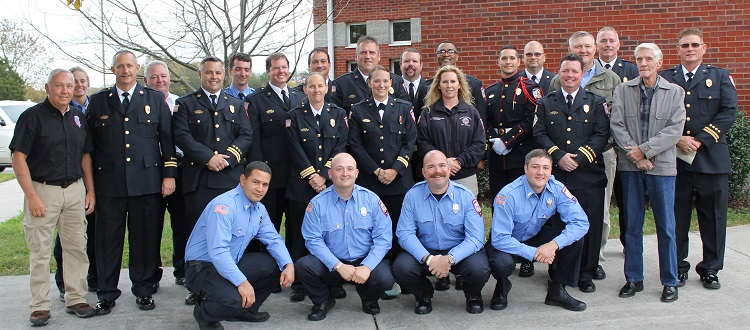 MFRD Recruits Graduate from the Tennessee Fire and Codes Enforcement Academy