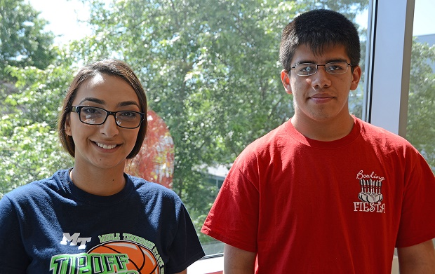High Schoolers Gain Research Insight through Project SEED