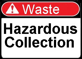 Household Waste Collection April 6 and Nov. 9, 2019