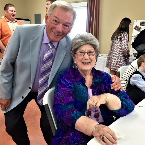Local Church Leader Helen Dam Checked-Out and Went Home | Helen Dam, Herman Dam, Rev. Dr. Eric Laverentz, Presbyterian, Murfreesboro, encourager, passed away, Jennings & Ayers, WGNS
