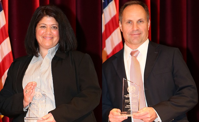 Henderson and Howser Honored By US Attorney's Office